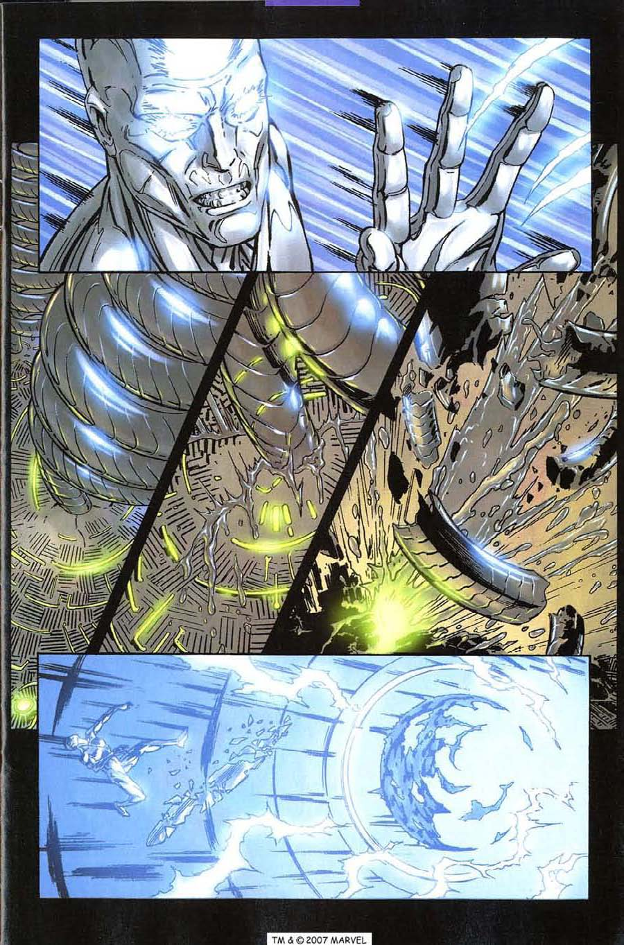 Read online Silver Surfer (2003) comic -  Issue #11 - 7