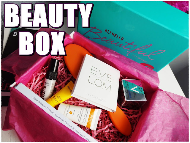 BEAUTY BOX Mayo - LookFantastic #LFHELLO
