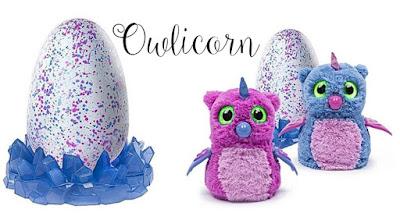 Owlicorn HatchiMals эксклюзив магазина Toys R Us