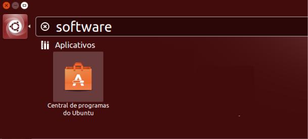 Ubuntu e a central de programas Instalação de programas no Ubuntu