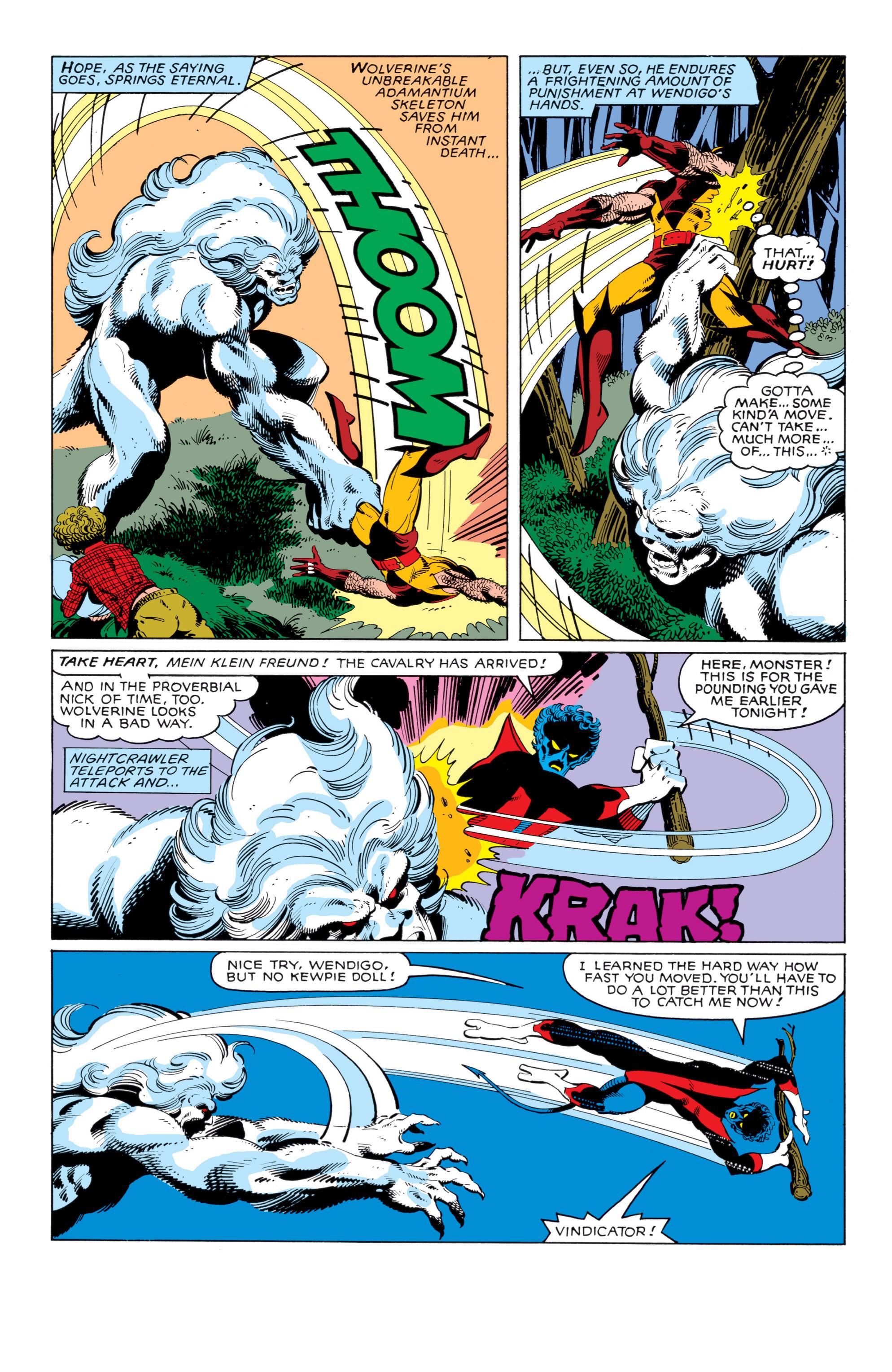 Read online Uncanny X-Men (1963) comic -  Issue #140 - 16