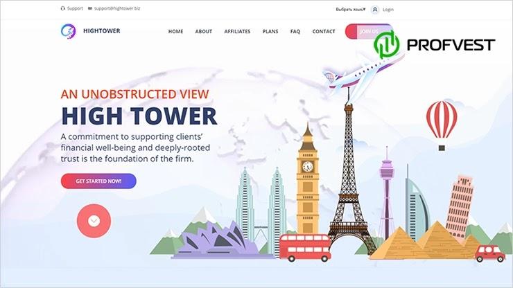 Hightower LTD обзор и отзывы HYIP-проекта