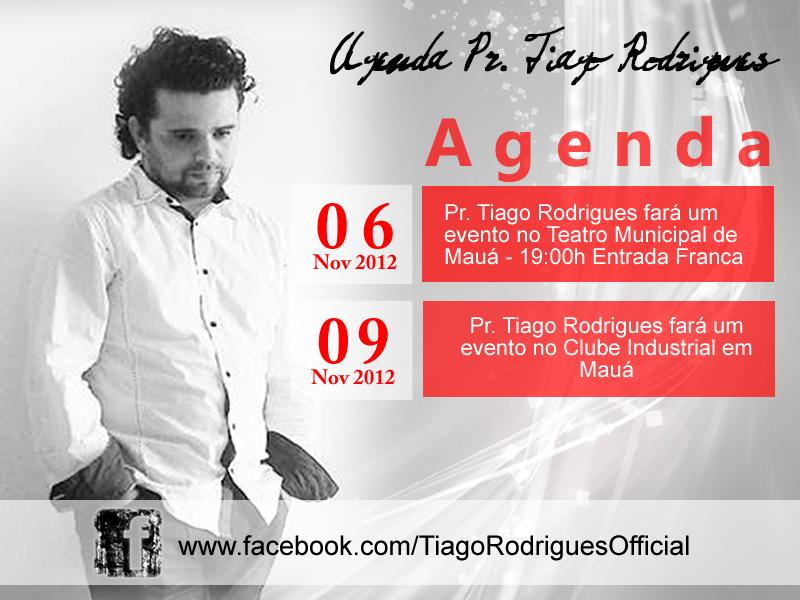 Pastor Tiago Rodrigues
