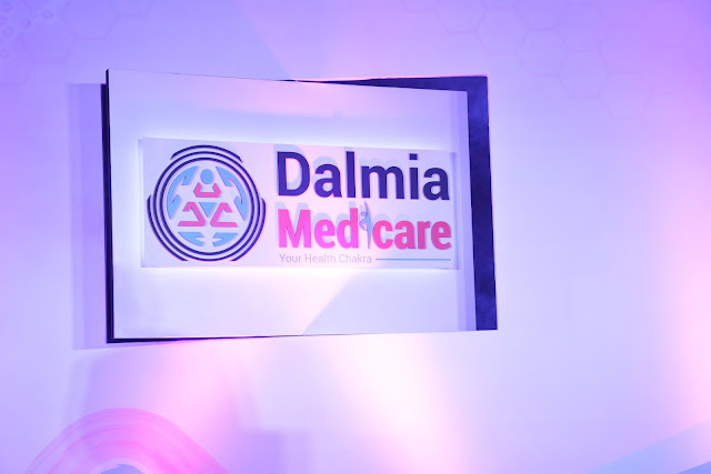 Dalmia Medicare logo launched today