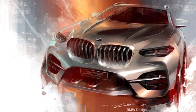 2018 BMW X3 Styling
