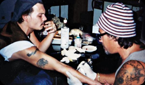 Johnny Depp 30 Ciekawostek