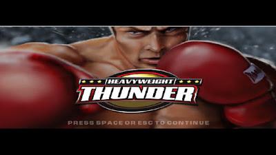 雷霆重拳(Heavyweight Thunder),熱血沸騰的激烈拳擊賽!