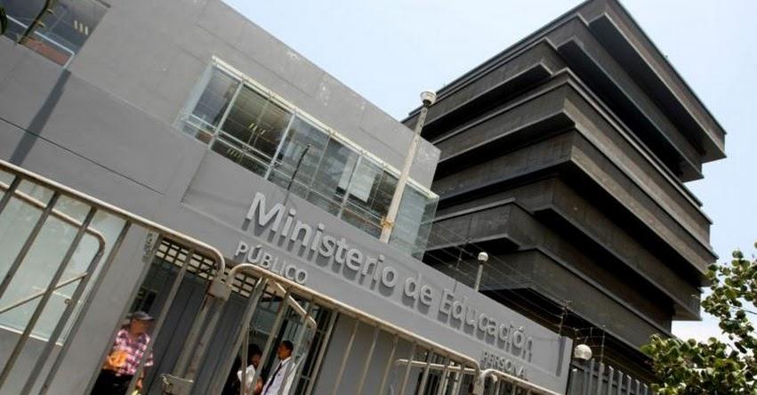 MINEDU: Último día Inscripción (14 Marzo) para Concurso de Ascenso de Escala Magisterial - Cargos Directivos de IE y Especialistas en Educación de UGEL y DRE - www.minedu.gob.pe