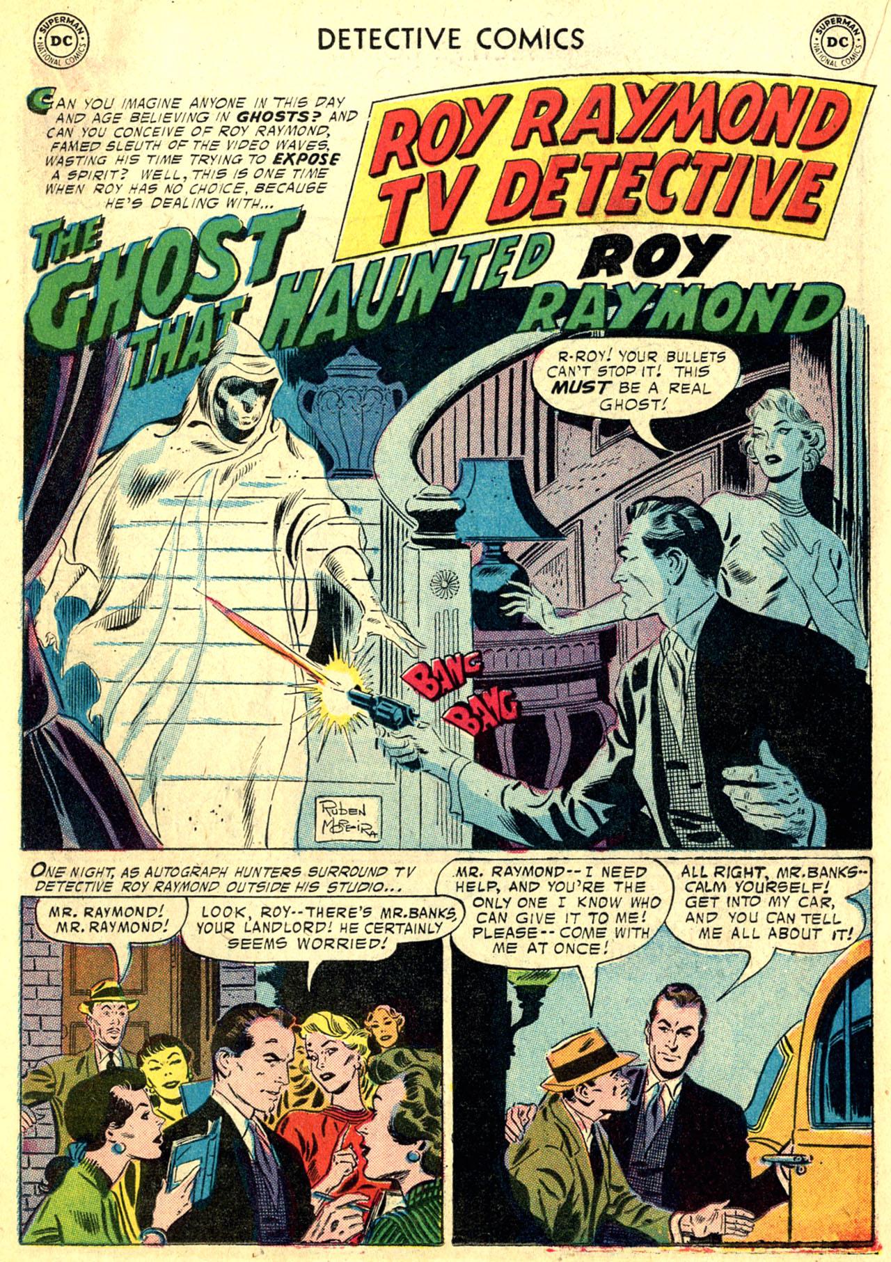 Read online Detective Comics (1937) comic -  Issue #249 - 18