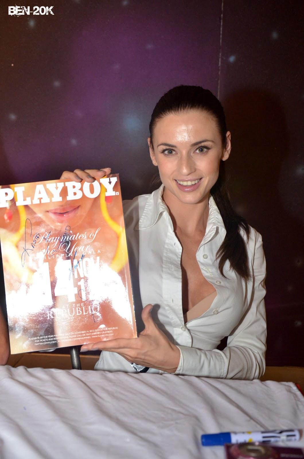 Anastasija budjic playboy serbia 4