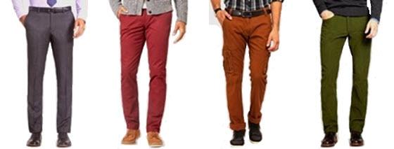 Jenis Jenis Celana