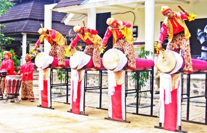 Bedug, Alat Musik Tradisional Dari Banten