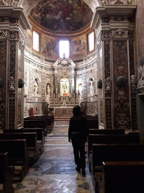 Cappellone del Duomo di San Cataldo