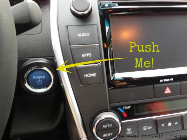 Road Tripping on a Budget With The Camry Hybrid - Shereen