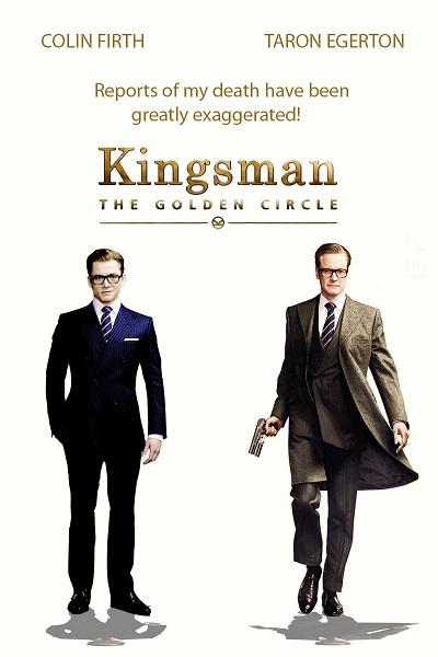 Film Kingsman: The Golden Circle 2017 Bioskop