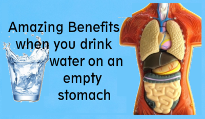 Amazing Benefits When You Drink Water on an Empty Stomach | Wellness Food Team