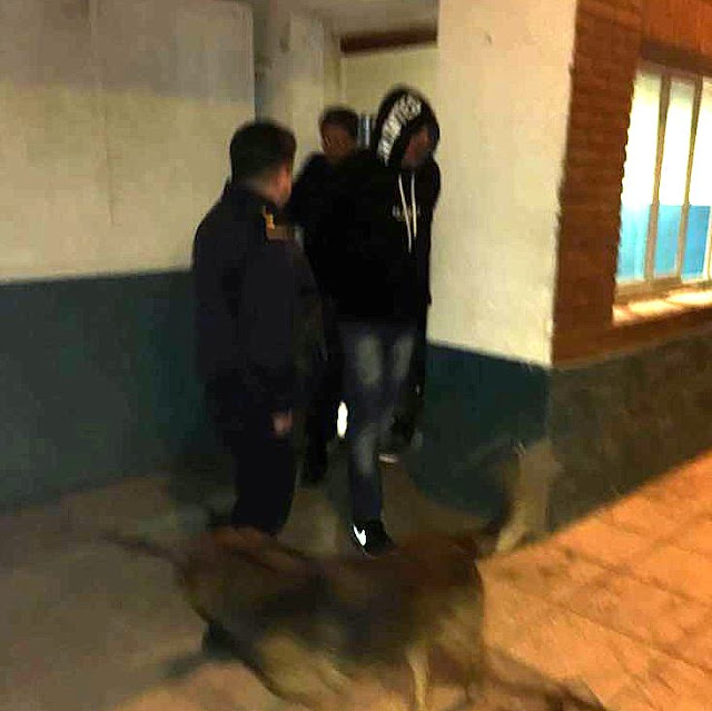 #Urgente Detuvieron a Claudio (El Mono) Minnicelli, cuñado de Julio de Vido