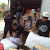 Peduli Tsunami , Ikatan Alumni SLTP Negeri 1 Pakuhaji Salurkan Bantuan