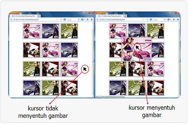 GALLERY FOTO ZOOM EFFECT CSS3