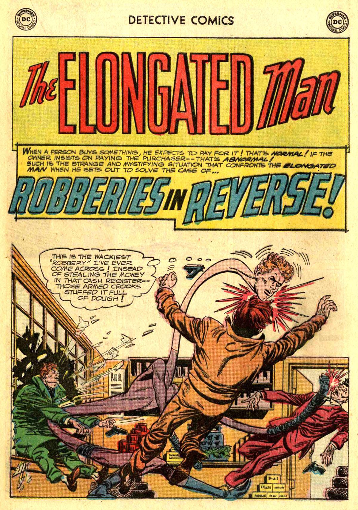 Detective Comics (1937) 345 Page 20
