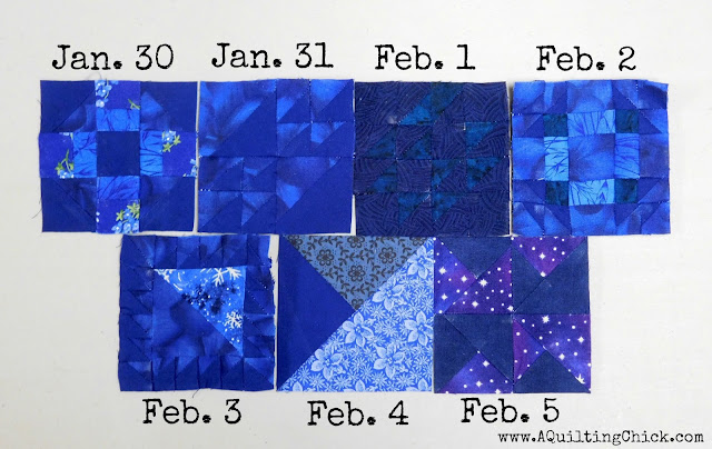 A Quilting Chick - 365 Quilt Challenge