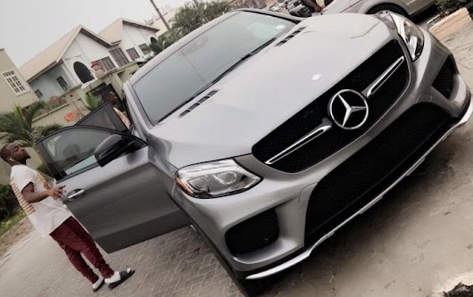 Davido Sued By Car Dealer Over N7.4Million Mercedes Benz