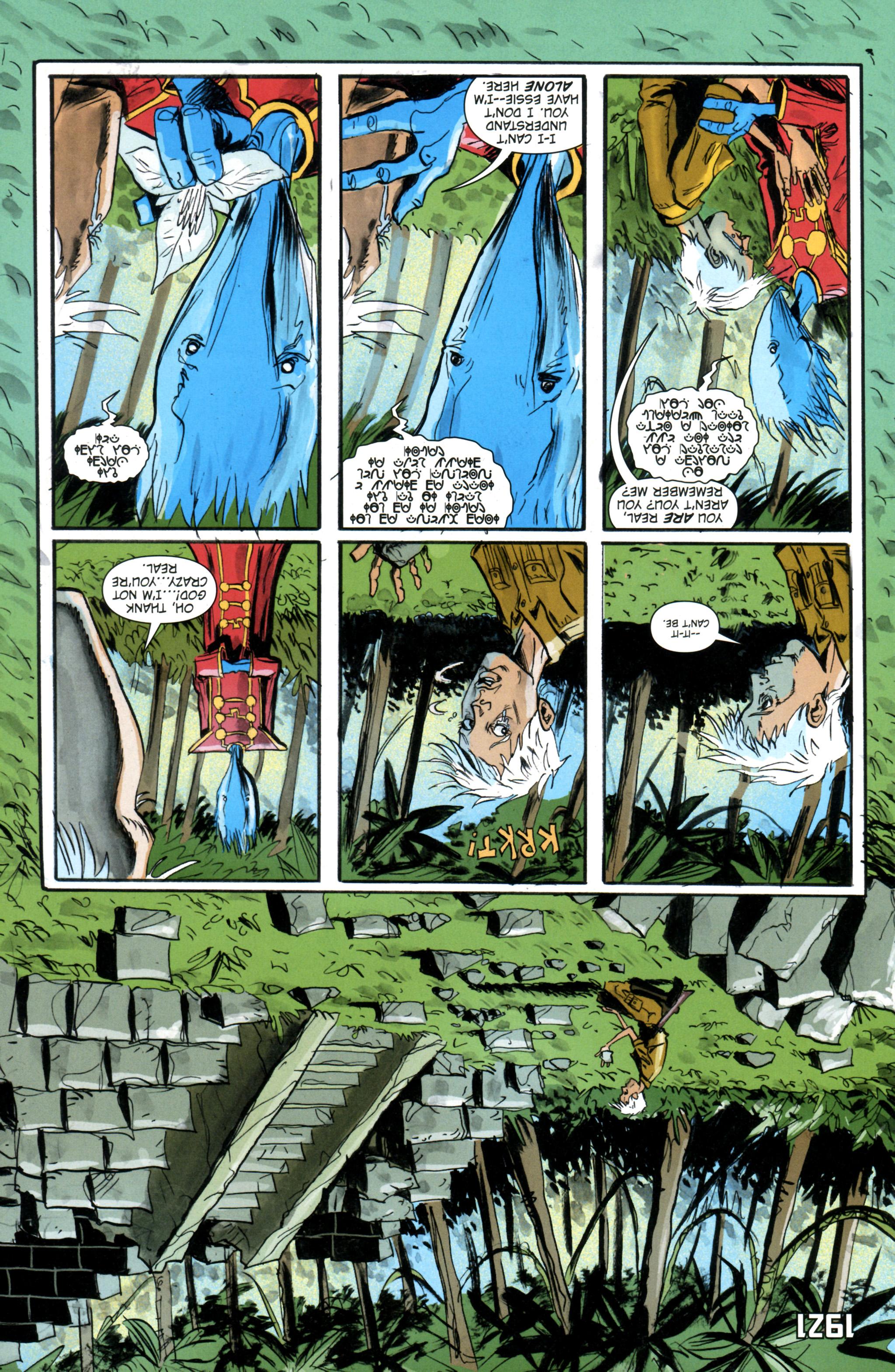 Read online Trillium comic -  Issue #7 - 6