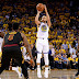 Los Warriors pican alante en la final de la NBA