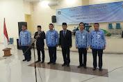 Camat Tambora Lantik Anggota LMK Periode 2017 - 2020