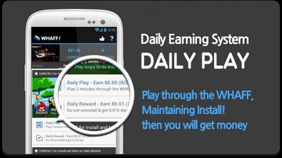 cara mudah dapat uang dari android
