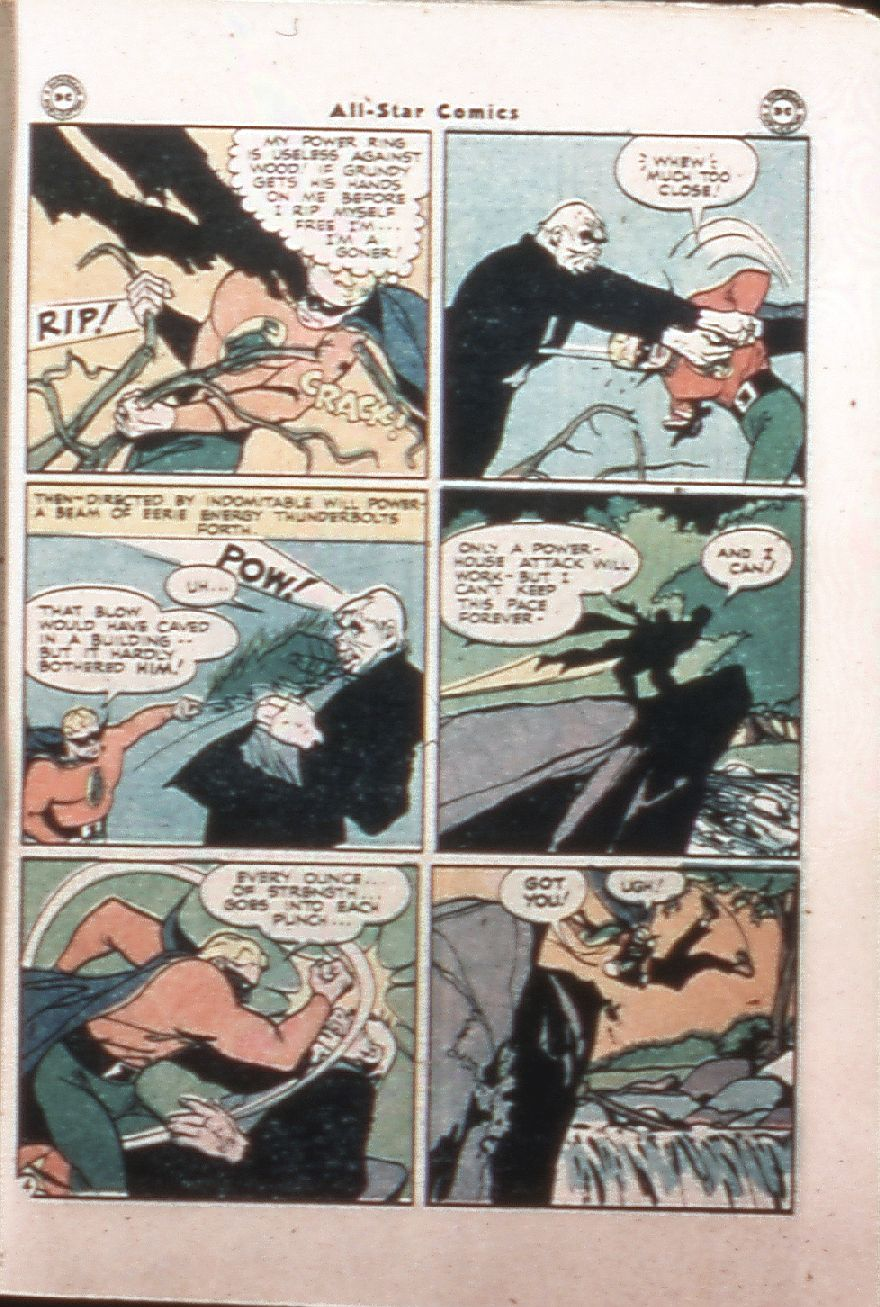 Read online All-Star Comics comic -  Issue #33 - 37