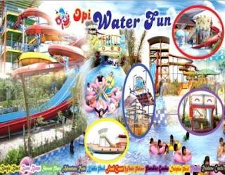 Tiket Masuk Ogan Permai Indah (OPI) Water Fun Palembang