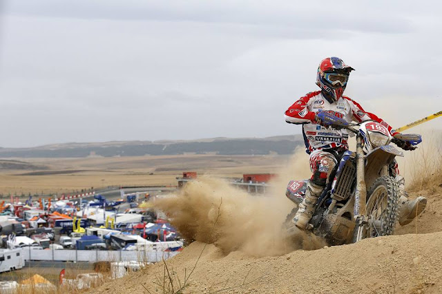 ISDE 2016. Navarra. Spain. Day Five. Josep Garcia Wins.