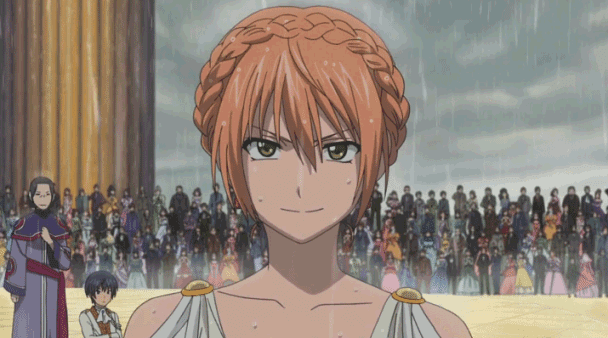 Nike - Karakter Anime Putri Kerajaan Terbaik dan Tercantik