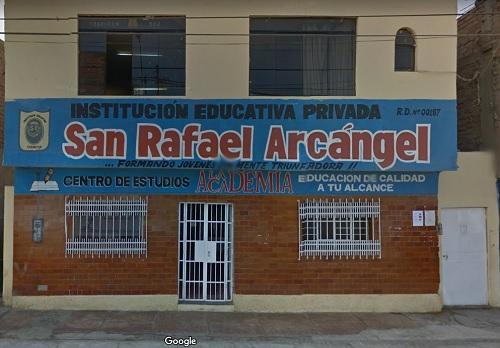 Colegio SAN RAFAEL ARCANGEL - Chincha Alta