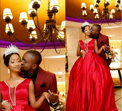 Check out lovely pre-wedding photos of cute couple