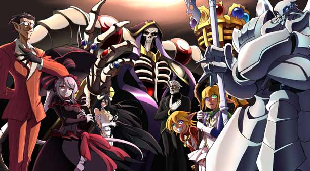 Anime Mirip Tate no Yuusha no Nariagari - Overlord