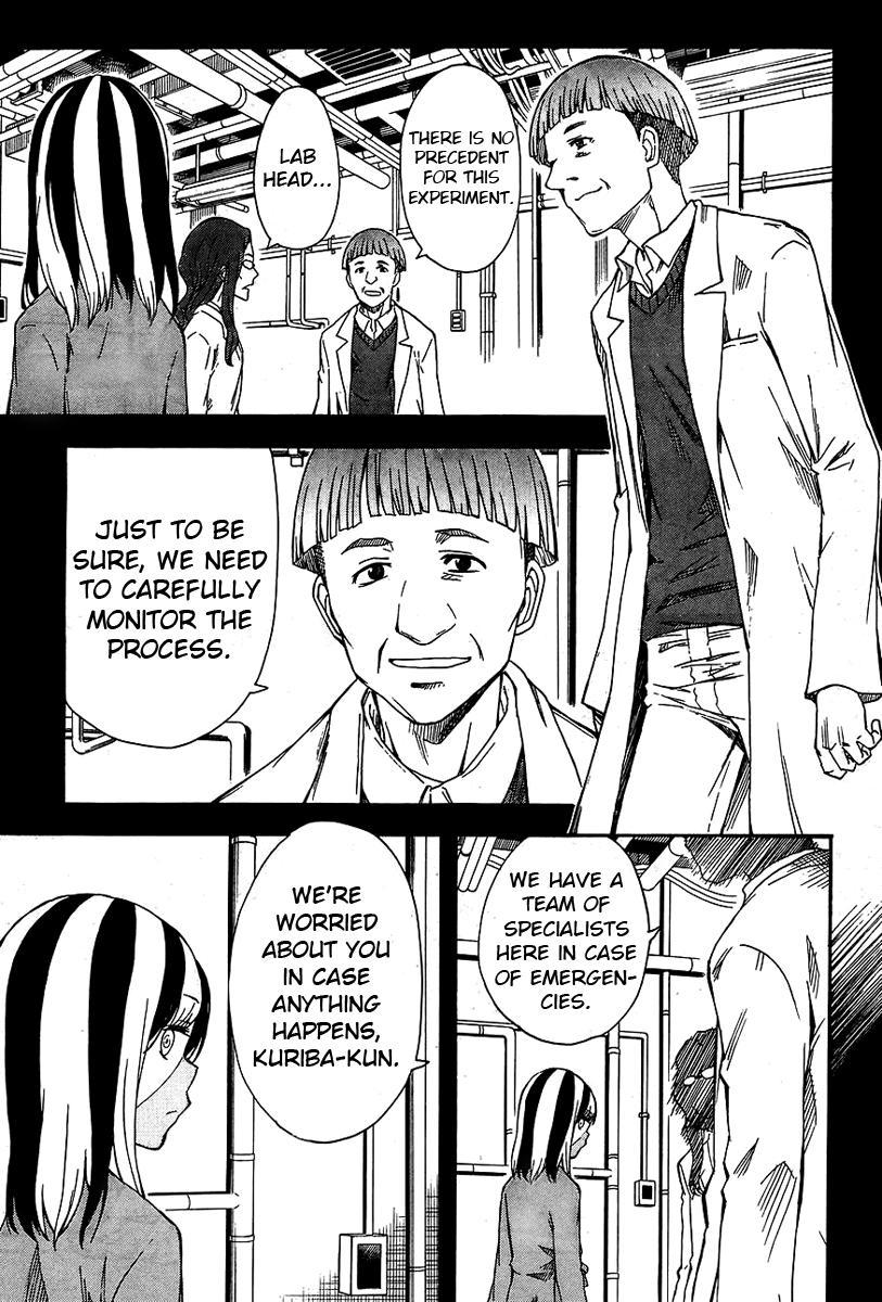 To Aru Kagaku no Choudenjibou - Chapter 101