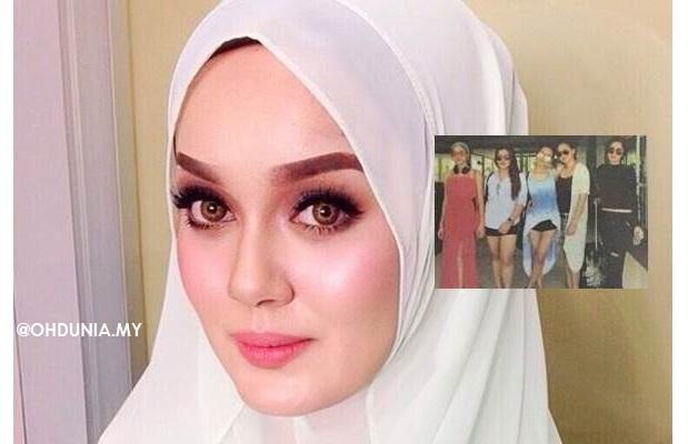Uqasha Senrose Buka Tudung