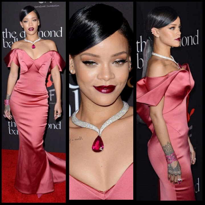 Image result for rihanna fashion moments