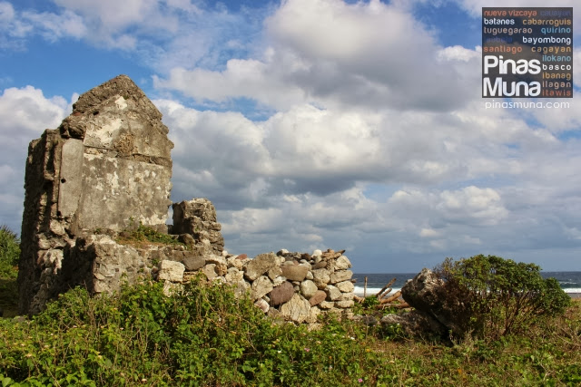 Stone House Ruins in Song-Song, Uyugan, Batanes