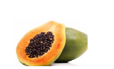 Food Diet tips for healthy skin Papaya fruit for healthy glowing skin