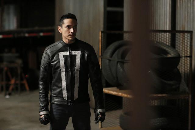 Nueva promo de la cuarta temporada de 'Agentes de S.H.I.E.L.D.' con la llegada de Ghost Rider