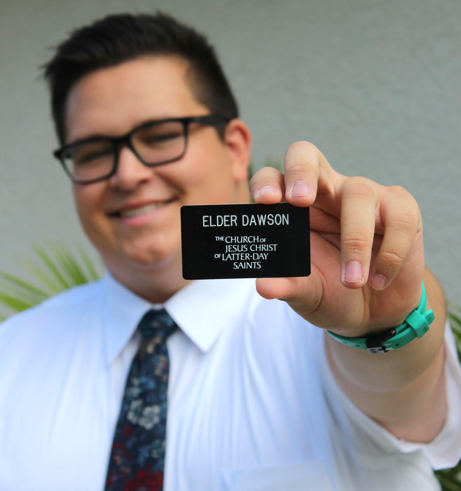 Mormon elder gets pounded