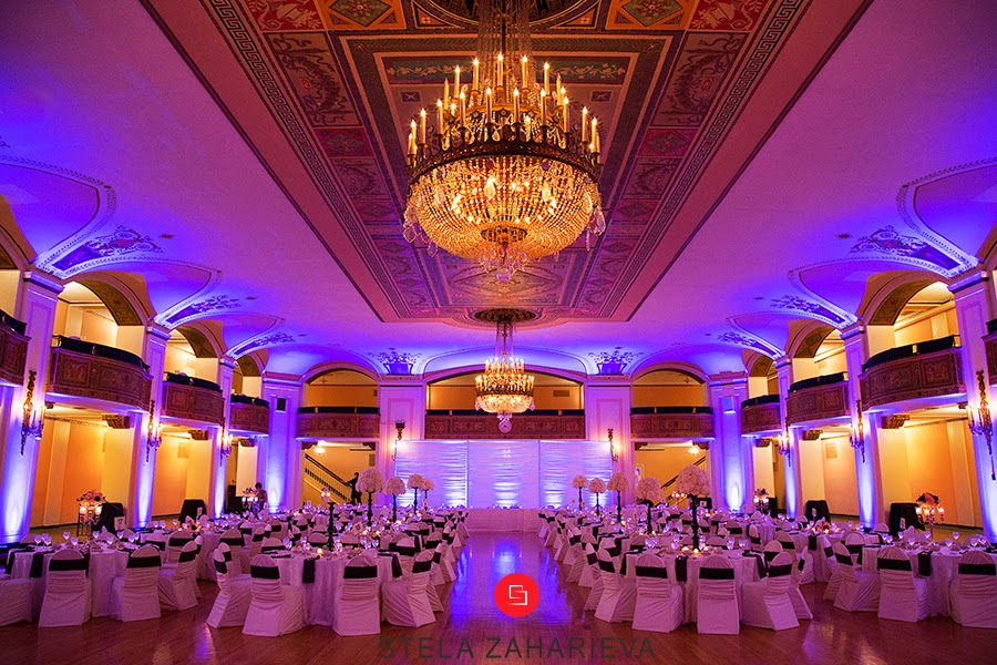 tulle chair covers for wedding 2 dining set detroit michigan planner blog: masonic temple ~ jamie + seggie 8/23/14