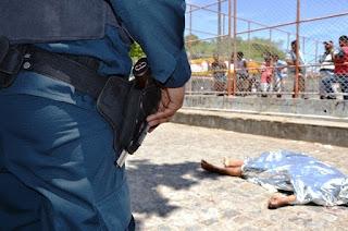 Em menos de 24h, IML registra cinco assassinatos