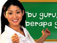 Bandingkan !! Inilah Perbandingan Gaji Guru Indonesia Dengan Negara Maju Di Dunia !