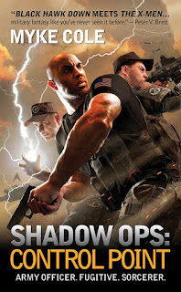 Control Point by Myke Cole (Shadow Ops Book 1)...