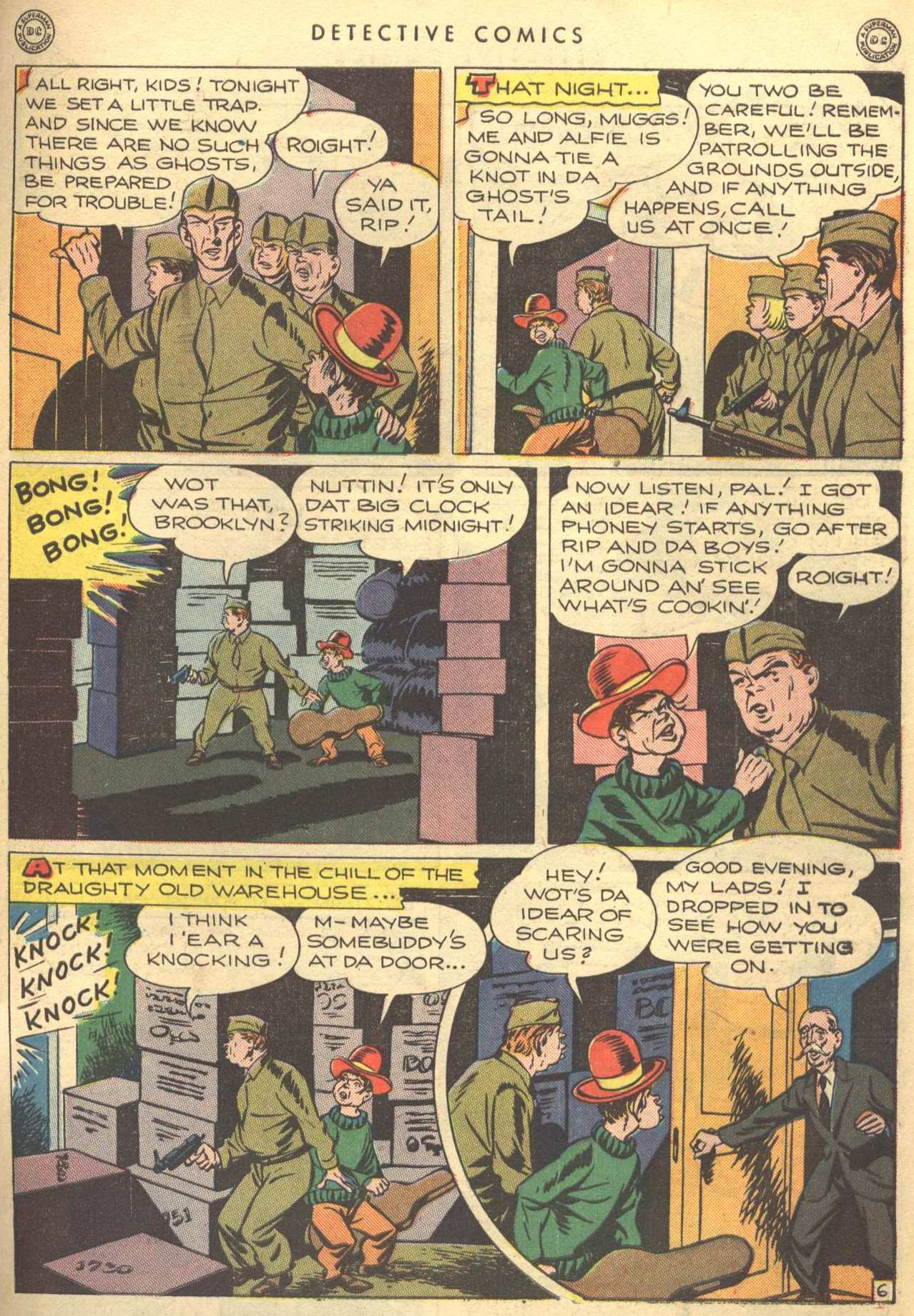 Read online Detective Comics (1937) comic -  Issue #104 - 45