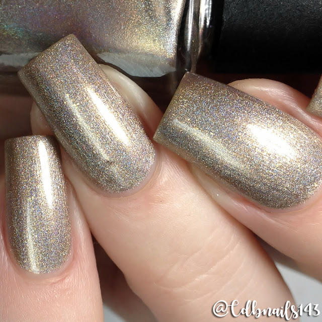Bliss Polish-Blew My Budget